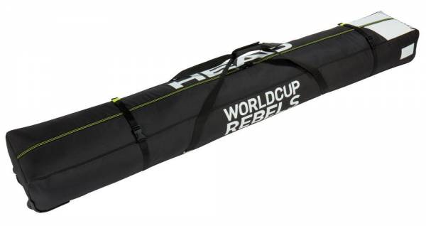 Head Rebels Double Skibag Skitasche für 2 Paar Ski 19/20 NEU
