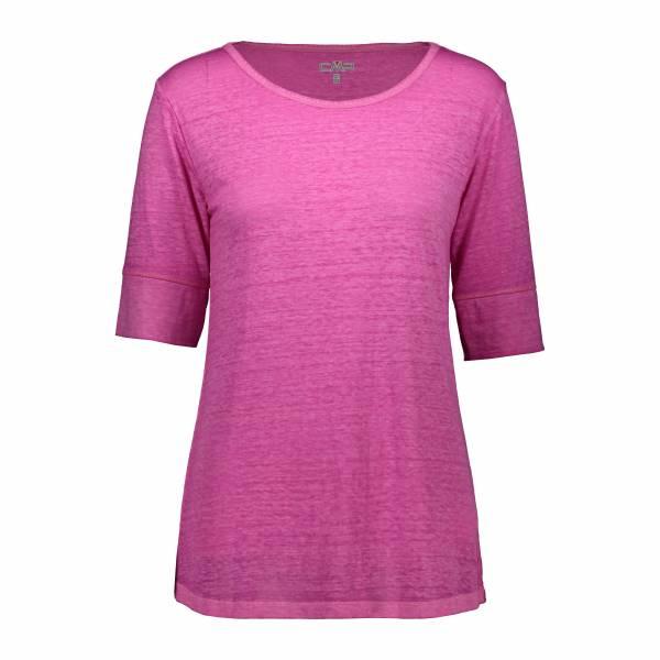CMP Funktionsshirt Ärmellos Atmungsaktiv Outdoor sportlich Damen pink NEU