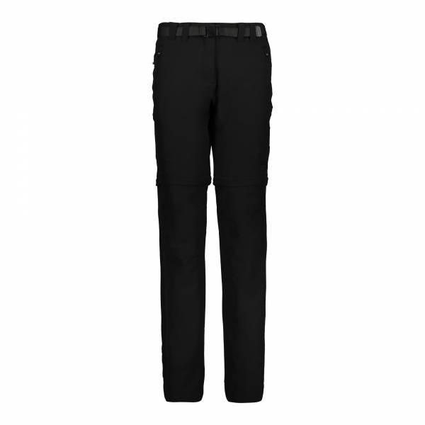 Campagnolo Damen Stretch Long Pant ZipOff Short 2in1 Freizeit NEU - Bild 1