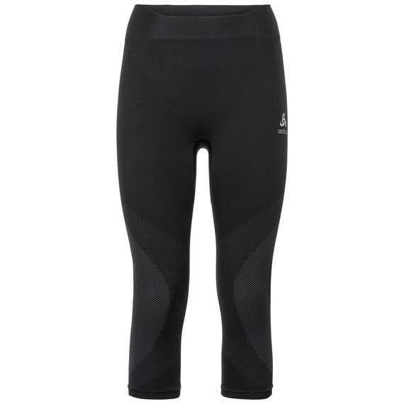 Odlo Performance warm 3/4 Funktionsunterwäsche Damen Hose schwarz NEU - Bild 1