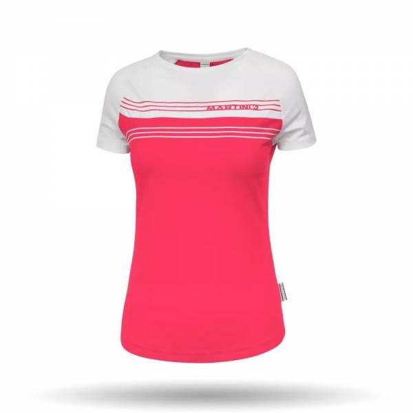 Martini Enjoy Life T-Shirt Outdoor Wandern Freizeit Sport Damen pink NEU - Bild 1