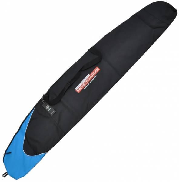 Sport Michetschläger Skitasche Aspen Skisack 190cm schwarz/blau NEU
