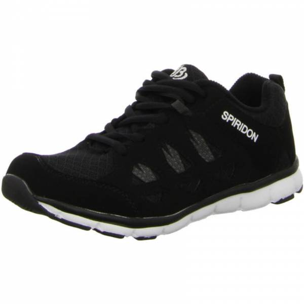 Brütting Spiridon Fit Herren Sneaker Turnschuhe Training Freizeit  schwarz NEU - Bild 1