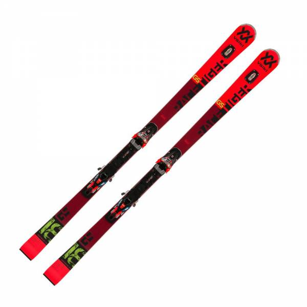 Völkl Racetiger GS 19/20 Performance Riesenlslalom Race Carver Alpin Skiset NEU