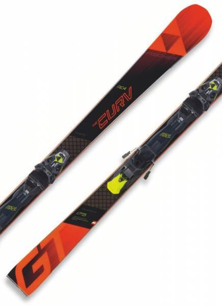 Fischer RC4 The Curv GT 18/19 Riesenslalom Slalom Carver Alpin Skiset NEU