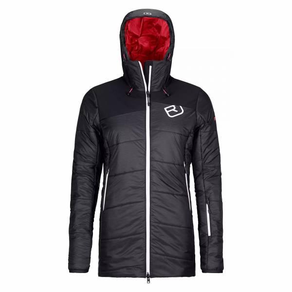 Ortovox Swisswool Verbier Parka W Damen Skijacke Isojacke Wintersport black NEU
