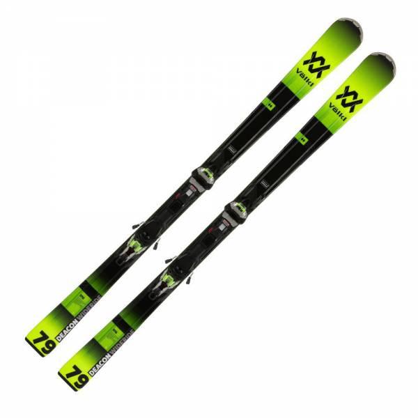 Völkl DEACON 79 19/20 All Mountain Race Carver Alpin Skiset NEU