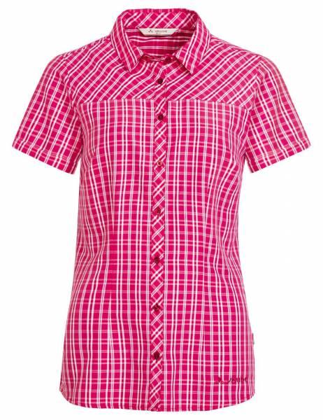Vaude Women´s Tacun Shirt II Damen Bluse Wanderhemd Freizeit Outdoor pink NEU - Bild 1