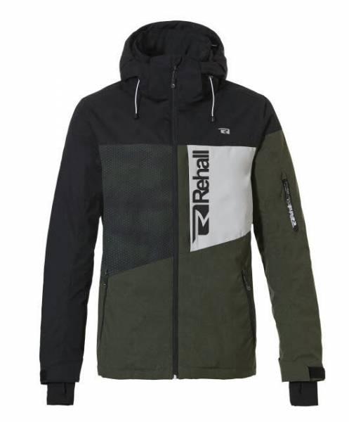 Rehall Riann - R Herren Skijacke Snowboardjacke Wintersport Outdoor schwarz NEU
