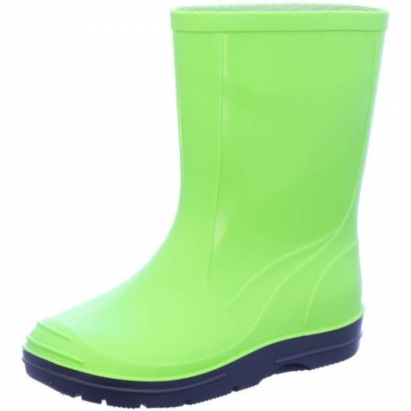 BECK Gummistiefel Jungen Regenstiefel waterproof Outdoor Grün NEU - Bild 1