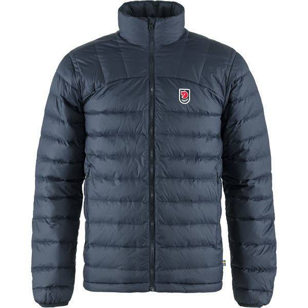 Fjällräven Expedition Pack Down Jacket M Herren Daunenjacke blau NEU - Bild 1