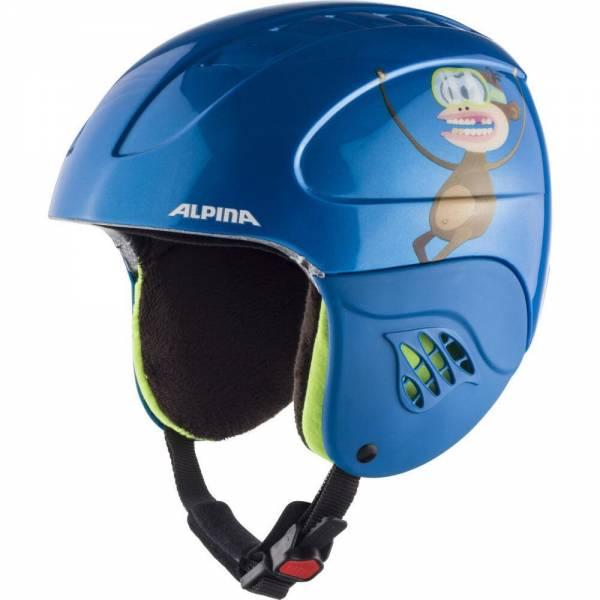 Alpina Carat Junior Kinder Skihelm Snowboardhelm Wintersport Helmet NEU - Bild 1