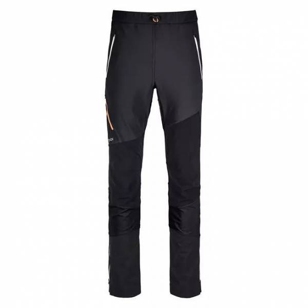 Ortovox Col Becchei Pants Herren Trekkinghosen gefüttert Outdoor schwarz NEU