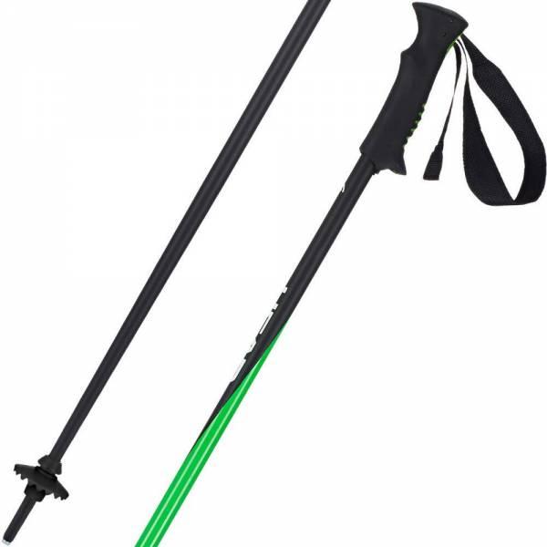 Head Pro Green 18/19 Unisex Skistöcke OnPiste Black/Neongreen Alpine 1 Paar NEU - Bild 1