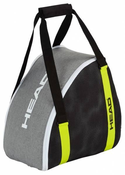 Head Basic Bootbag Skischuhtasche Skisport Wintersport schwarz/grau NEU - Bild 1