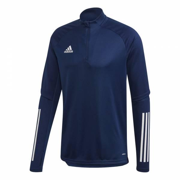 adidas Condivo 20 Trainingsoberteil Herren Fußballshirt Teamsport blue NEU - Bild 1