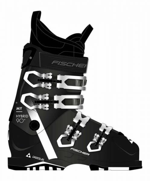 Fischer My Hybrid 90+ Damen Skischuhe Boots Ski Alpin Wintersport 19/20 NEU