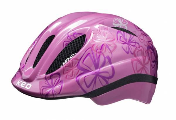 KED Meggy II Trend Mädchen Radhelm Bike Freizeit pink Flower NEU