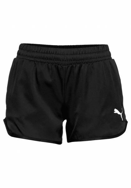 PUMA Active Woven Short Damen Sporthose Sportpant Freizeit schwarz NEU