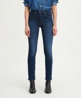 Levi´s 724 00044 High Rise Straight Jeans Damen Hose schwarz NEU