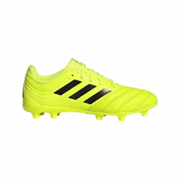 adidas Copa 19.3 FG Herren Fußballschuhe Nocken Freizeit gelb NEU - Bild 1