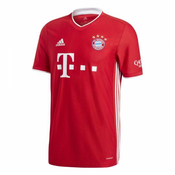 adidas FCB Home Trikot 20/21 Herren FC Bayern Fantrikot rot NEU - Bild 1