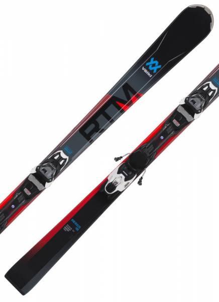 Völkl RTM 76 Elite 18/19 All Mountain Allround PerfomanceCarver Alpin Skiset NEU - Bild 1
