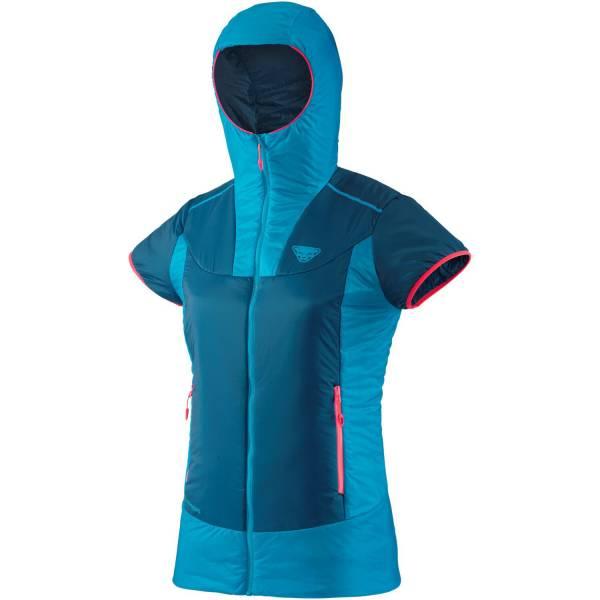 Dynafit Speed Insulation Damen Kapuzenweste Wintersport Outdoor Tour blue NEU - Bild 1