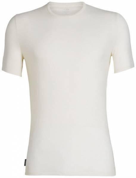 Icebreaker Anatomica Short Sleeve Crewe Shirt Herren Freizeit Sportshirt snow NEU