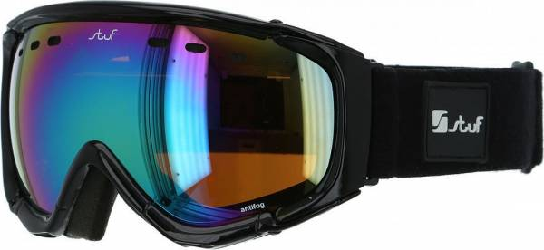 Stuf Symbol New Advance Unisex Skibrille Snowboardbrille Wintersport black NEU