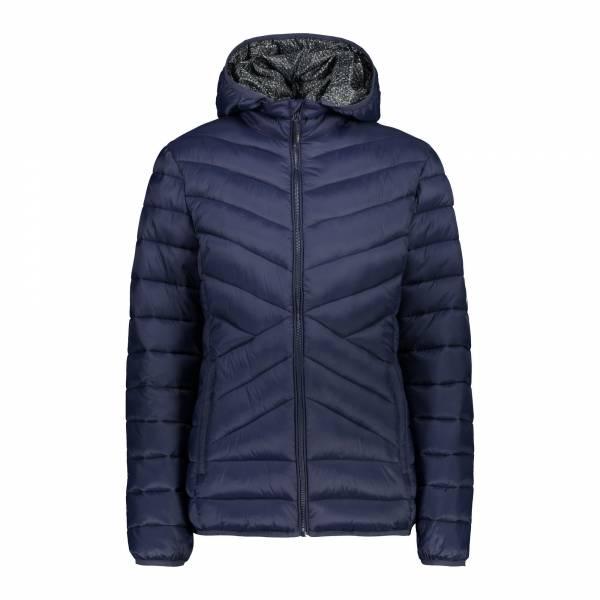 Campagnolo Damen Jacket Zip Hood Loftjacke Freizeitjacke NEU