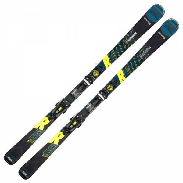 Rossignol React R8 HP OnPiste Carving On-Tail-Rocker  Alpin Skiset 19/20 NEU