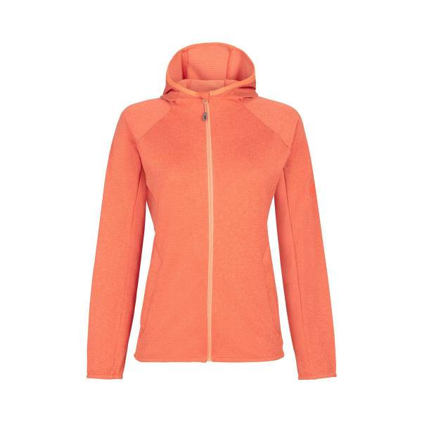 MAMMUT Nair ML Hooded Jacket Damen Funktionsjacke Outdoor Freizeit orange NEU - Bild 1