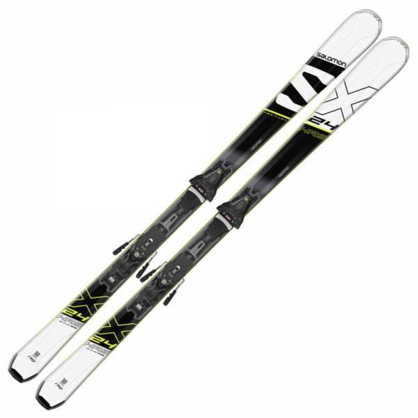 Salomon E24 HOURS MAX 18/19 Allround Allmountain OnPiste Carver Alpin Skiset NEU