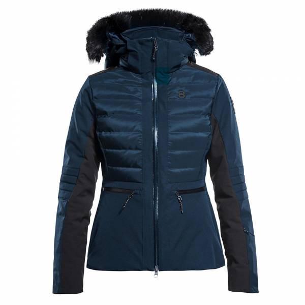 8848 Cristal W Jacket Peony Damen Skijacke Snowboardjacke Winterjacke blau NEU