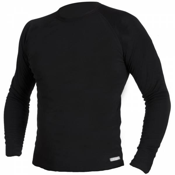 Campagnolo Funktionsshirt Herren CMP Skiunterwäsche Langarmshirt schwarz NEU