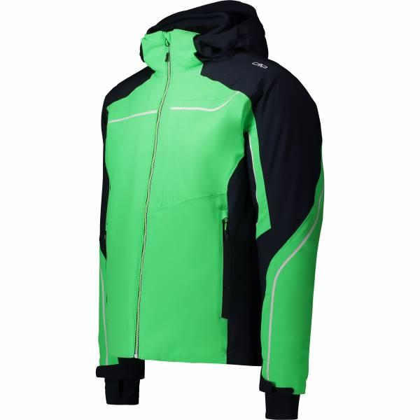 CMP He Man Jacket Zip Hood Herren Skijacke Snowboradjacke verde fluo NEU - Bild 1