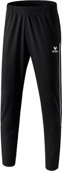 erima Trainingshose mit Wadeneinsatz und Piping 2.0 Herren Sporthose schwarz NEU - Bild 1