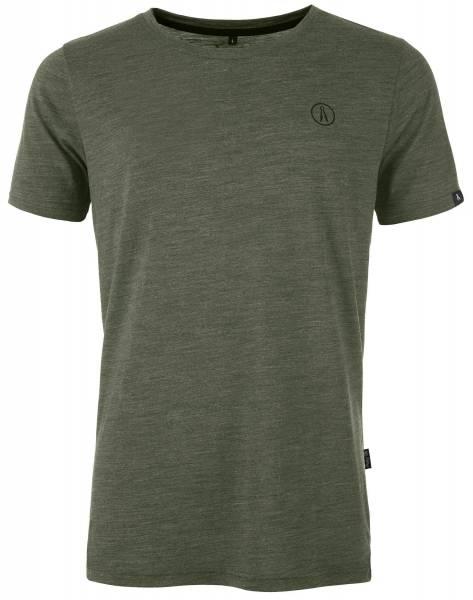 Pally hi T-Shirt Shears Icon Herren Funktionsshirt Outdoor Freizeit grün NEU