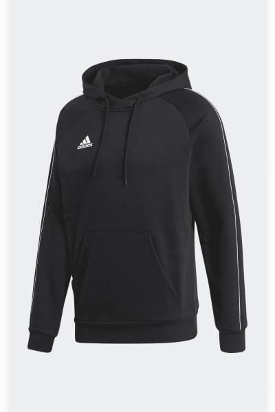 Adidas HE Core 18 Hoody Herren Kapuzen Sweatshirt Hoodie schwarz NEU - Bild 1