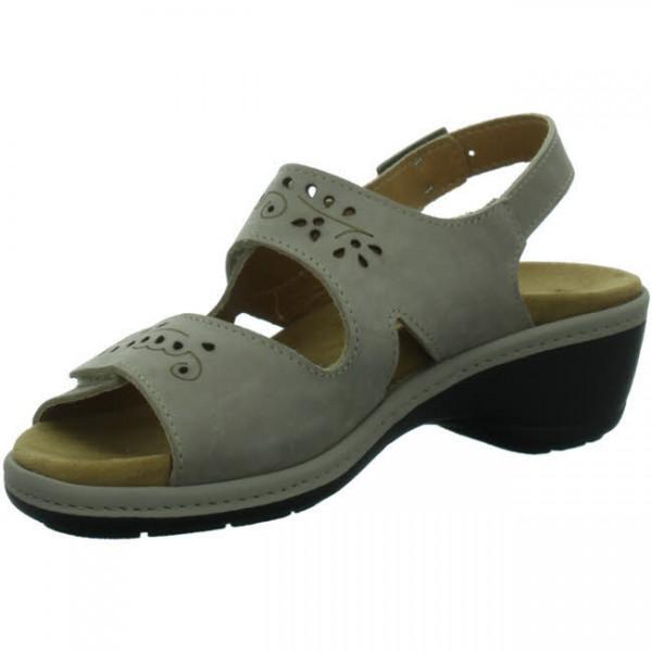 Longo Riemchen Damen Sommer Sandaletten Sommerschuhe grün NEU - Bild 1