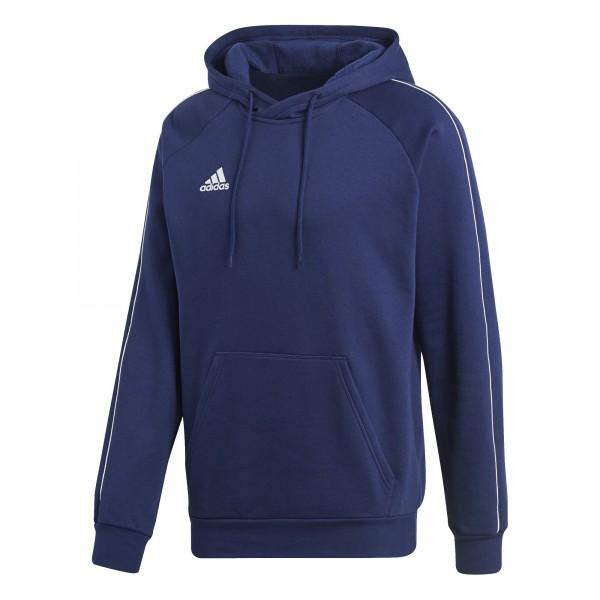 adidas Core 18 Hoodie Herren Trainingssweater Freizeit Sport blue NEU - Bild 1