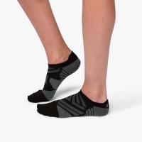 ON Low Sock Damen Laufsocken Running black | shadow NEU