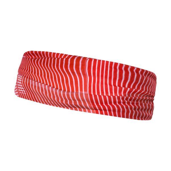 Löffler Multifunctional Tube Unisex Stirnband Multifunktionstuch Outdoor rot NEU