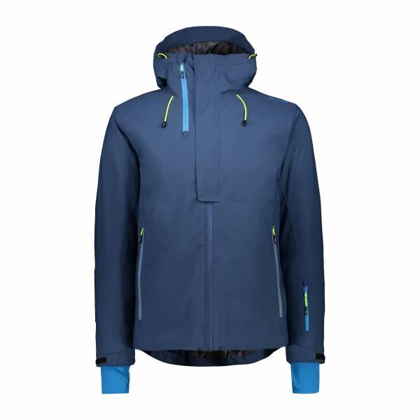 CMP He Men MID Jacket Fix Hood Herren Skijacke Snowboardjacke blue ink NEU - Bild 1