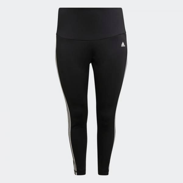 adidas Designed to move Leggings Sport Fitness Damen schwarz NEU - Bild 1
