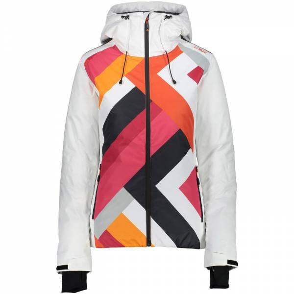 Campagnolo Jacket Fix Hood Damen Skijacke Snowboardjacke Winter weiß NEU - Bild 1