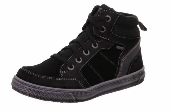 Superfit Schnürer Jungen Sneaker High wasserdicht Outdoor schwarz NEU