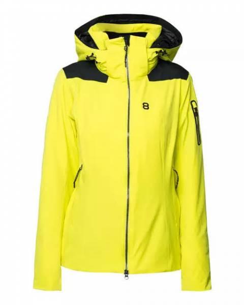 8848 Adali W Jacke Damen Skijacke Snowboardjacke Winterjacke Freizeit gelb NEU