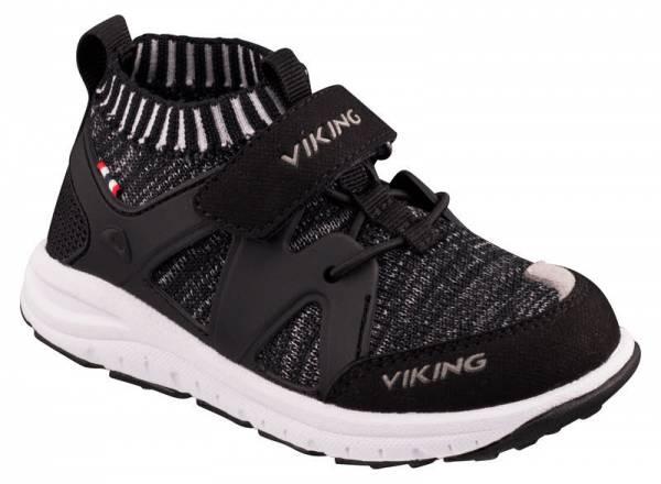 Viking Aasane Sneaker für Kinder schwarz NEU